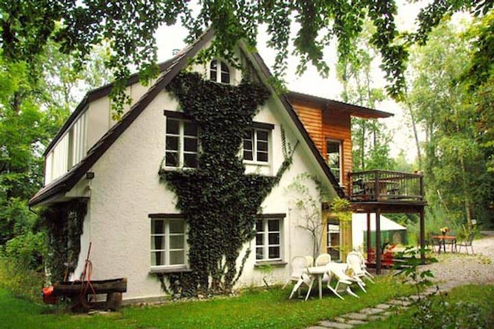Schönes Apartment - Zurich/Uetliberg - Apartamento