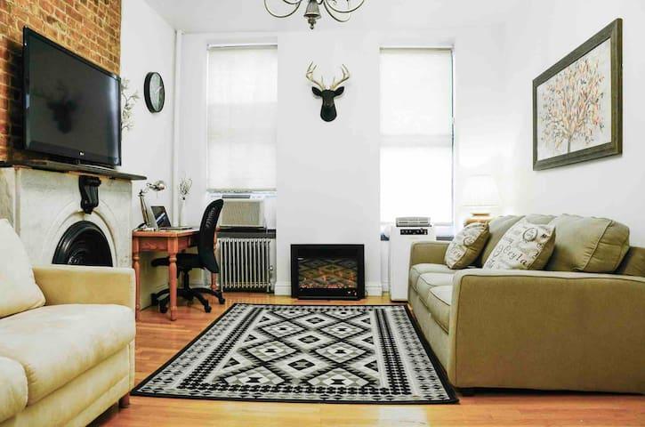 Cozy Entire Apartment near Time Square.