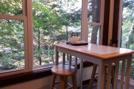 The Ledgerock Cabin, Parkman, Ohio - Garrettsville - Hytte