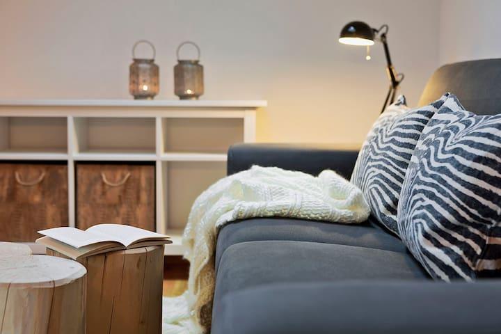 BEWEGTE BERGE | Appartement 50 m² - Saalfelden am Steinernen Meer