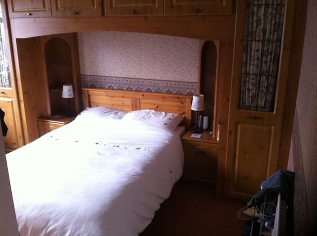 Double room, great location