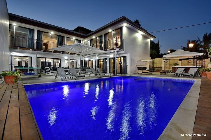 Ahuzat Kinneret WHITE Villa
