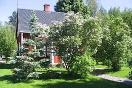 Droomhuisje voor rustzoekers - Edebäck - Huis