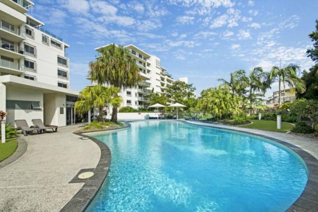Peaceful Cbd Resort Room Near By The Sea Wohnungen Zur Miete In Maroochydore Queensland