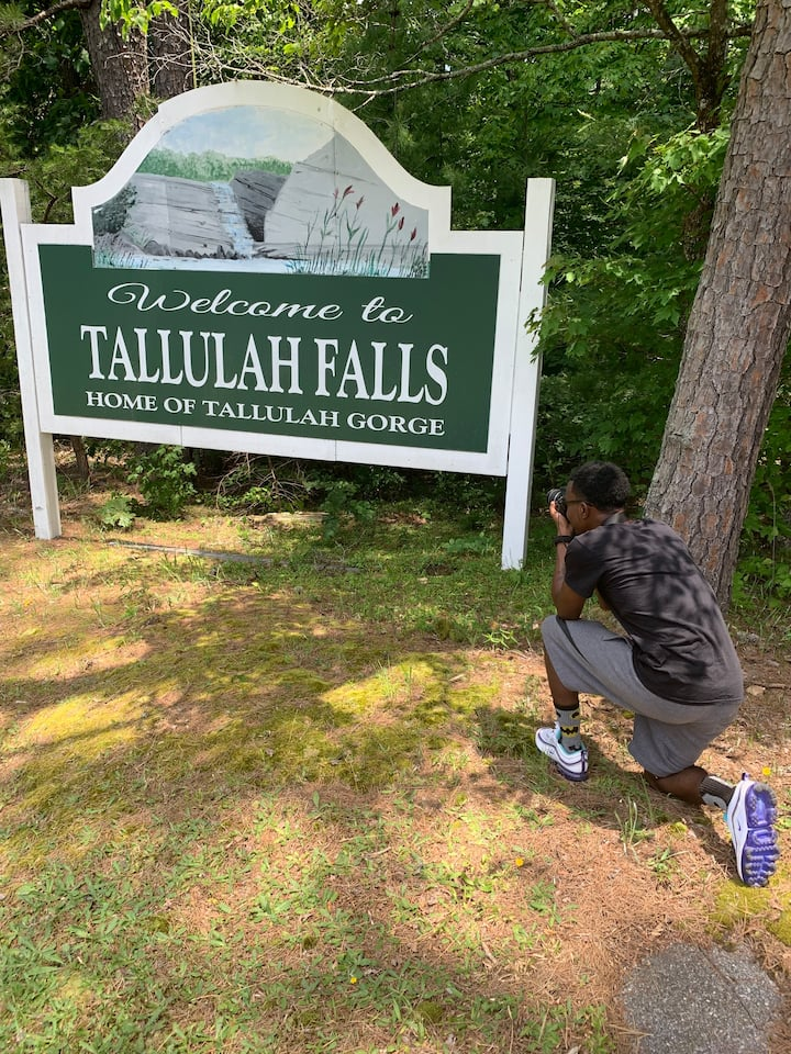 Welcome to the Falls!