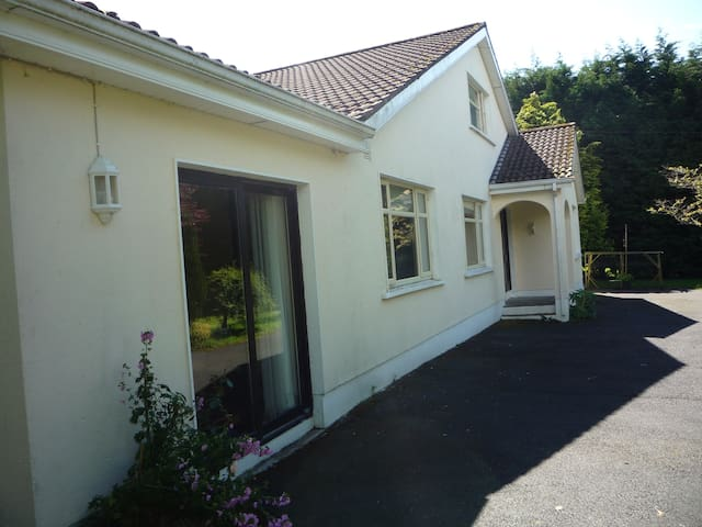 Apartment West Wicklow SLEEPS 5-7 near Glendalough - Rathdangan - Appartement