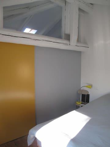 2nd floor - double bedroom