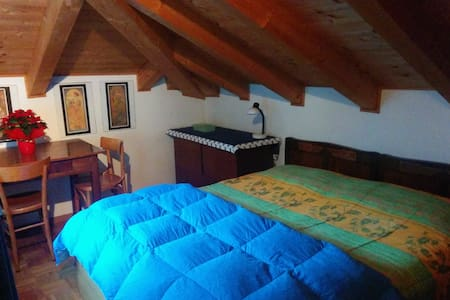 Apartment-Loft ski area Pinzolo - Darè - 아파트