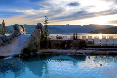 Two Bedroom Exec Suite - Grandview on the Lake - Chelan - Condominio