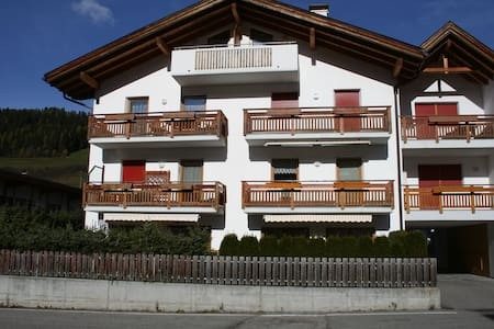 nice & sunny flat in the Dolomites - Monguelfo-Tesido - Pis