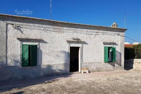 Villa 6 posti letto a ridosso del mare - Cozze - Villa