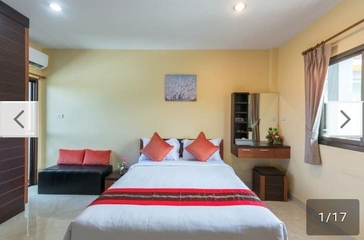 Standard double room by TY Airport inn