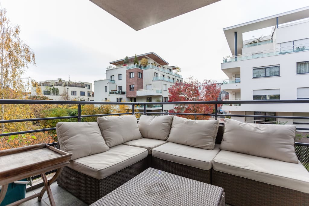 Appartement moderne et confortable l 39 orangerie - Appartement moderne confortable douillet ...