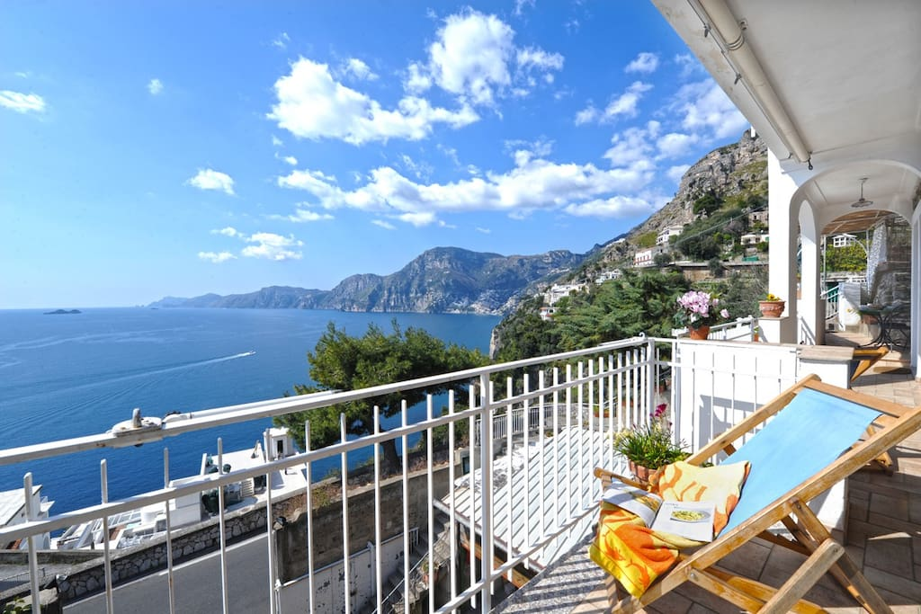 Apartment in praiano amalfi coast houses for rent in for Apartments amalfi