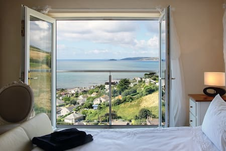 Cornish House with Stunning seaview - Downderry - Casa