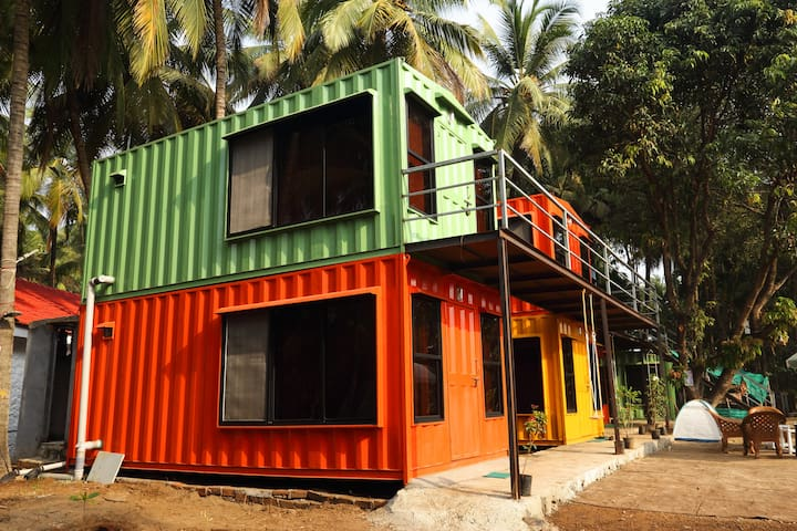 Deluxe Cottage - Iora Cottage Alibaug