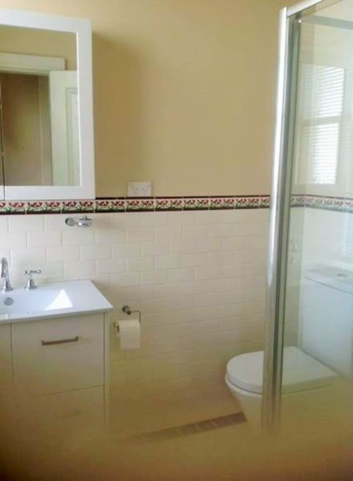 Your own private Ensuite