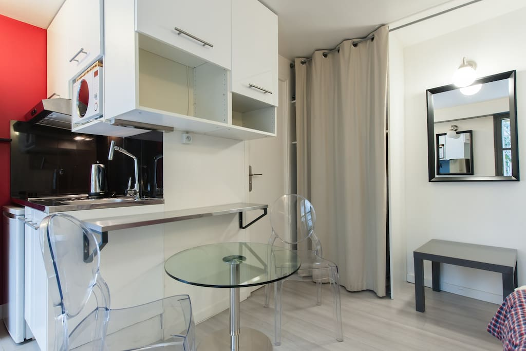 Sweet Studio-Central, Chic Quartier