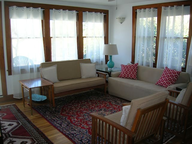 Charming 1930's Parkside Apartment - Fort Worth - Appartement