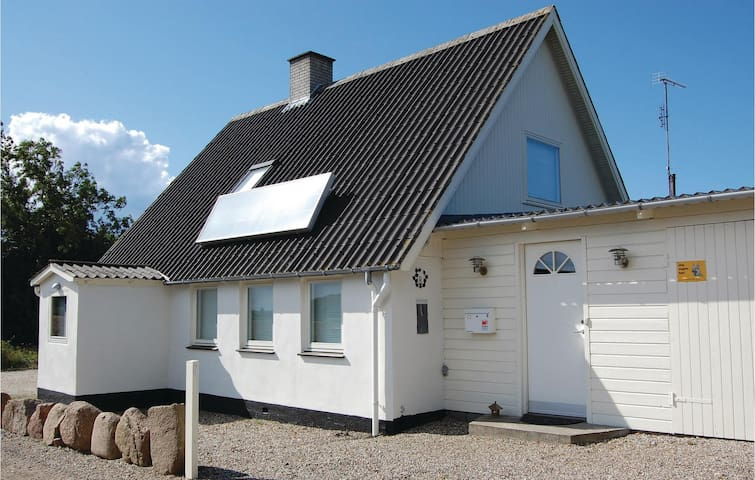 Holiday cottage with 2 bedrooms on 129m² in Rudkøbing