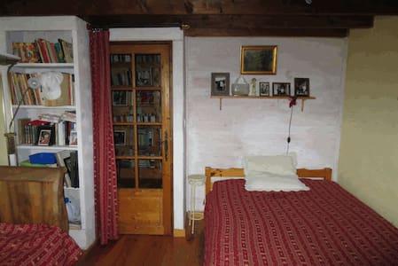 Chambre Robin 2 Personnes  - Faverges-de-la-Tour