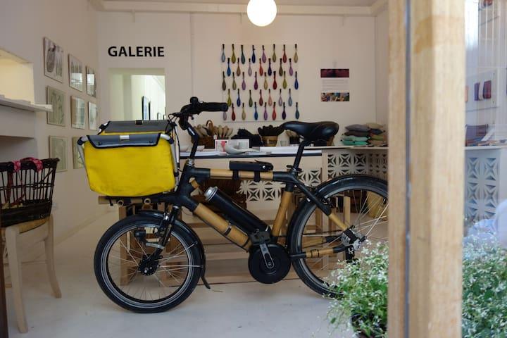 B&B / mas d'artiste / Arles / Avignon / Saint Rémy