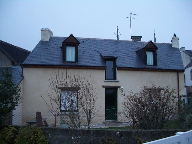 Maison typique - Plougoumelen