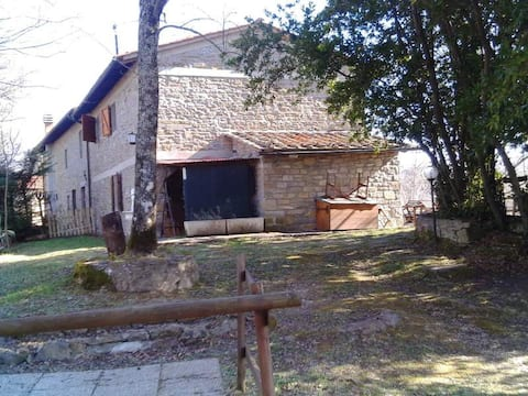 Rustic cottage in the countryside of Mugello