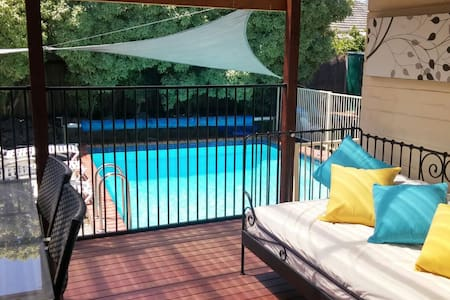 Family Oasis Home with Pool - Moorabbin