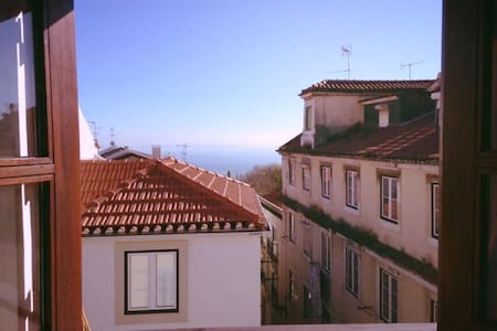 Cozy apartment with an amazing view - Lisboa