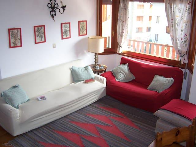 Accogliente appartamento in centro con mansarda