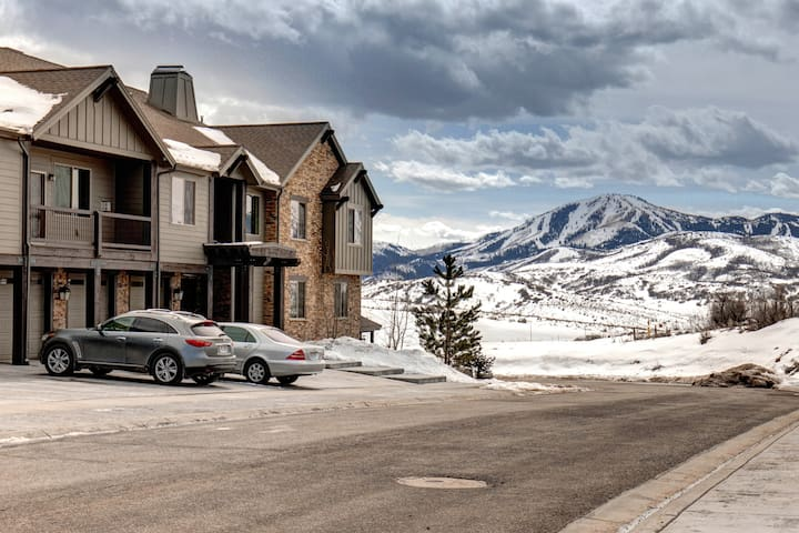 New Condo – Minutes to Park City - Park City - Condominio
