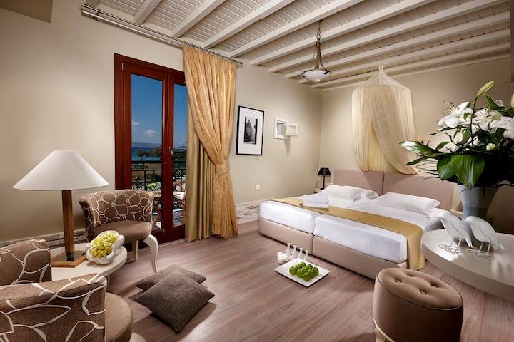 Galaxy (Superior room - Sea view) - Naxos - Bed & Breakfast