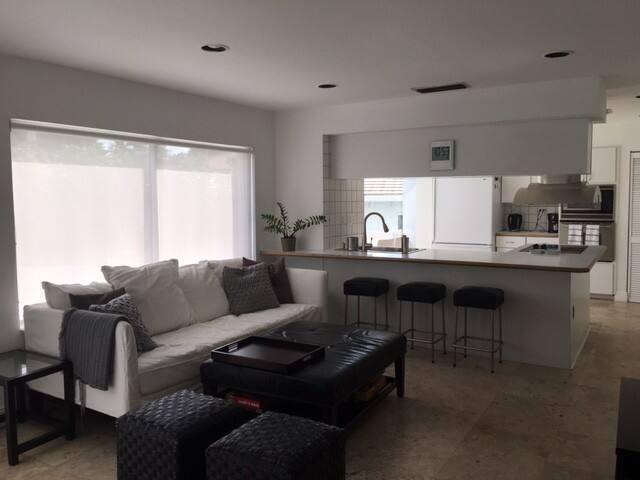 Beautiful Modern Home on Key Biscayne - Key Biscayne - Dom