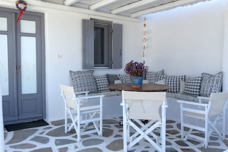 SeeSea House 1  Ag.Ioannis - Haus