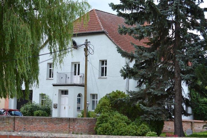 Ausspannen mit Havelblick - Havelaue - Lägenhet