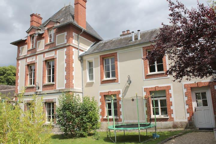 Dépendance de chateau, 4 km de Vaux le Vicomte - Rubelles - บ้าน