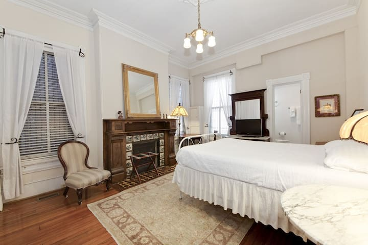 Historic DuPont Circle Inn ~ Victorian Room