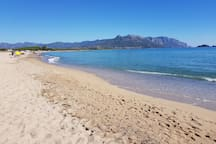 "Spiaggia ""Le capannine""  (Arbatax) a 2,3 Km"