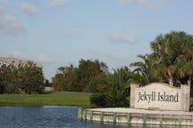 Scenic Jekyll Island is only 35 minutes away...