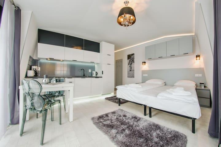 Sopocka Przystań 60 Apartament 18 B dla 2 osób