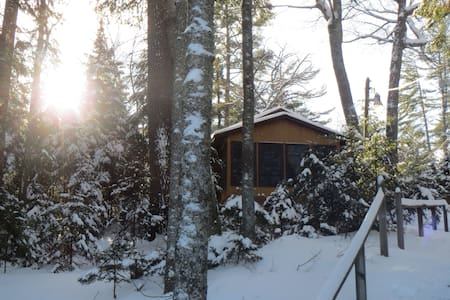 Four-Season Getaway in the Heart of the Northwoods - Boulder Junction