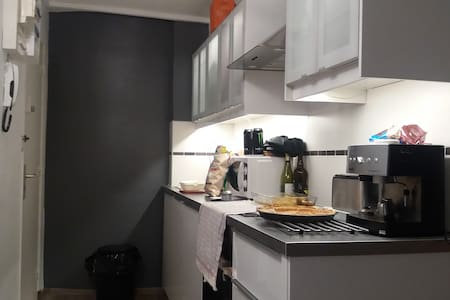 Flat recently refurbished on the seafront - 列度基特(Le Touquet) - 公寓