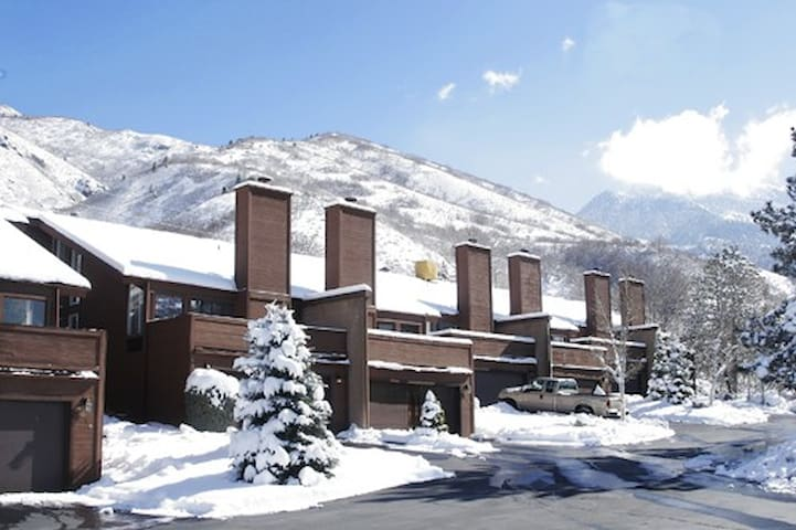 Canyon Place Luxury Ski Home - Cottonwood Heights - Casa
