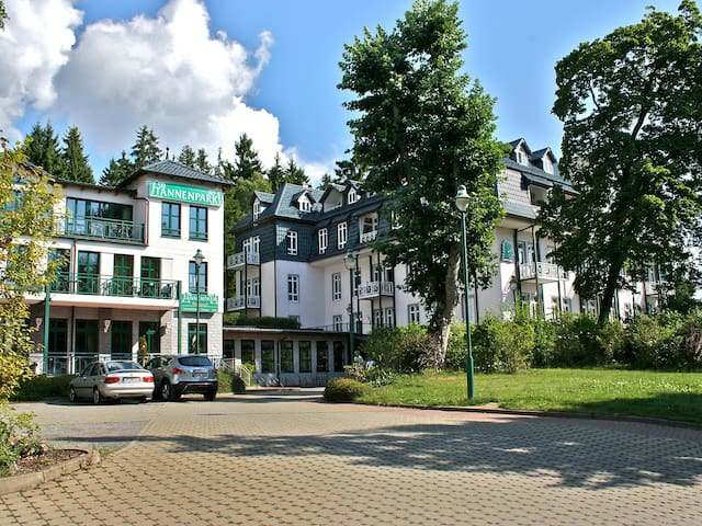 1-room apartment 26 m² Tannenpark for 2 persons in Tanne - Tanne - Daire