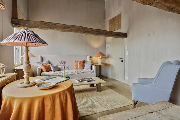 High-end getaway in heart of medieval Bruges