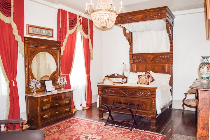 General David Bradford Suite at Myrtles Plantation