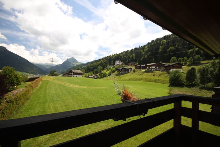 Self-catered apartment, winter or summer, Morzine