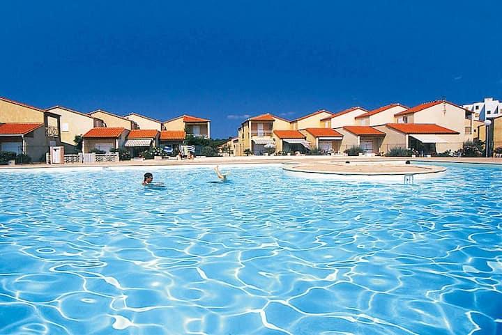 Villa vue mer accès direct plage piscine clim