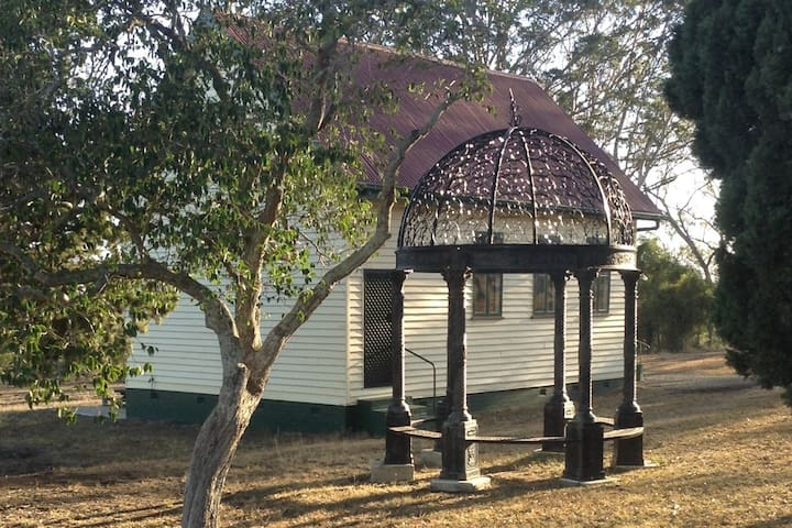 Old Church at Haden 45 minutes from Toowoomba.